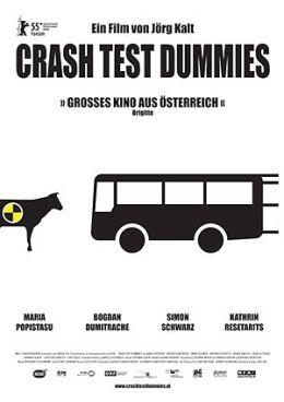 Crash Test Dummies - Kinoplakat