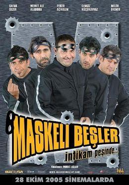 Die maskierte Bande