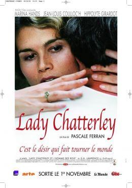 Lady Chatterly - Kinboplakat