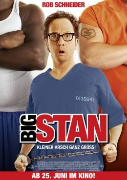 Big Stan - Plakat