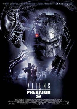 Hauptplakat Alien vs. Predator 2