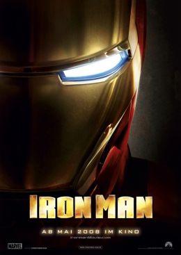 Teaser-Plakat 'Iron Man'
