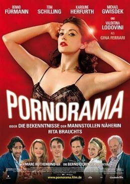 Pornorama - oder die Bekenntnisse der mannstollen...uchts