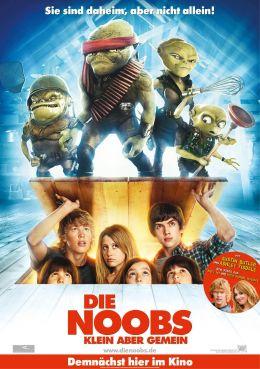 Die Noobs - Kinoplakat