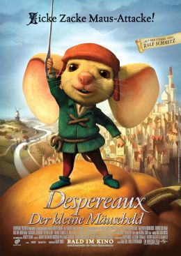 Despereaux - Der kleine M  useheld