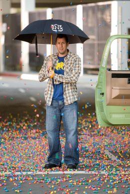 Skeeter (Adam Sandler) traut seinen Augen nicht: Es...hat.