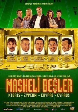 Maskeli Besler 3 - Die maskierte Bande Zypern