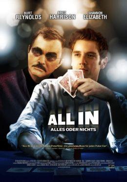 All in - Alles oder nichts - Kinoplakat