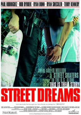 Street Dreams - Plakat
