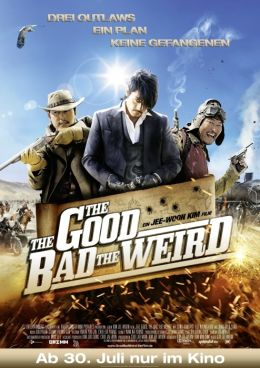 The Good, the Bad, the Weird - Poster