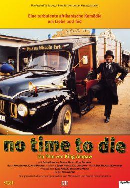 No time to Die - Filmplakat