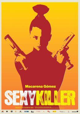 Macarena Gómez in 'Sexykiller' - Filmplakat