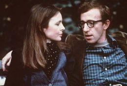 Diane Keation und Woody Allen in 'Der Stadtneurotiker'