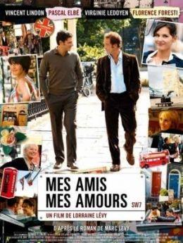 Mes amis, mes amours / Wenn wir zusammen sind - Filmplakat