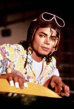 Michael Jackson in 'Moonwalker'