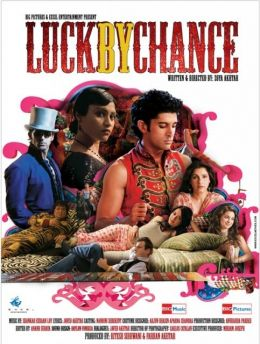 Luck by chance - Filmplakat