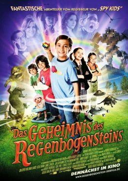 'Das Geheimnis des Regenbogensteins' - Filmplakat
