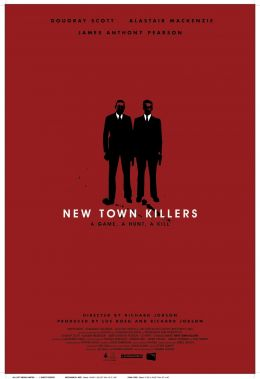New Town Killers - Filmplakat