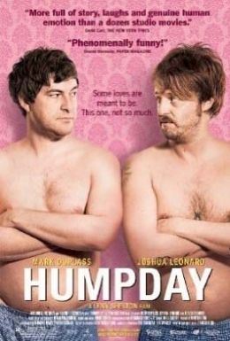 Humpday - Filmplakat