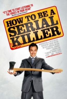 How to be a serial killer poster