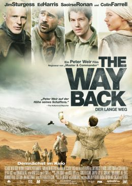 The Way Back - Hauptplakat