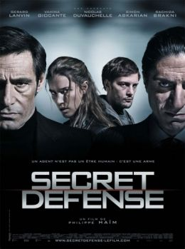 secret defense - plakat