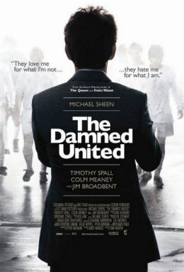 the damned united - plakat
