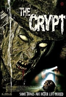 the crypt - plakat