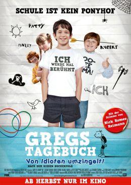 Greg's Tagebuch - Plakat