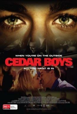 Cedar Boys - Plakat
