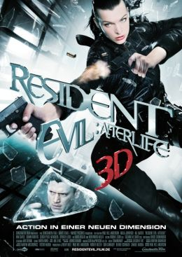 'Resident Evil - Afterlife'