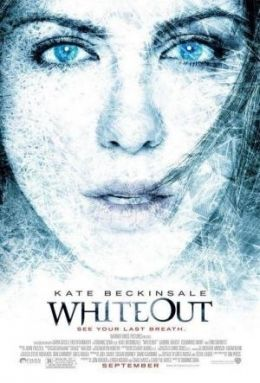 Whiteout - US Plakat