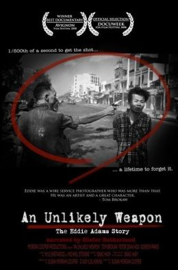 An Unlikely Weapon - US Plakat