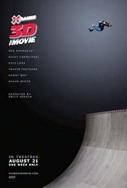 X Games 3D - US Plakat