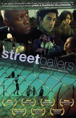 Streetballers - US - Filmplakat