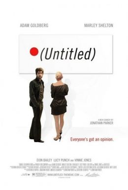 'Untitled' - US-Plakat