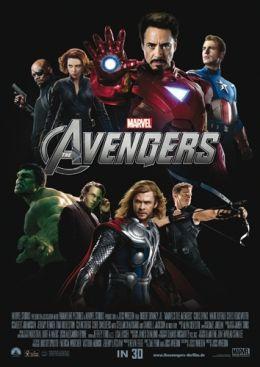 Poster - Marvel's The Avengers