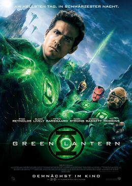 Green Lantern (3D) - Hauptplakat