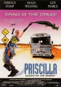 Priscilla - Königin der Wüste - Kinoposter