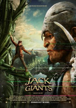 Jack and The Giants - Plakat