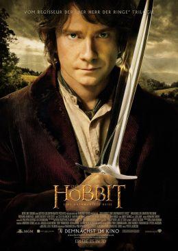 Der Hobbit: Eine unerwartete Reise - Plakat