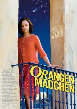 Das Orangenmädchen - Kinoplakat