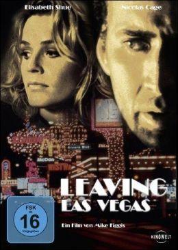 Leaving Las Vegas - DVD-Cover