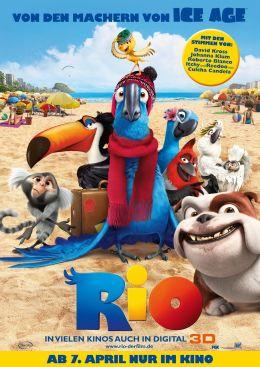 Rio - Hauptplakat