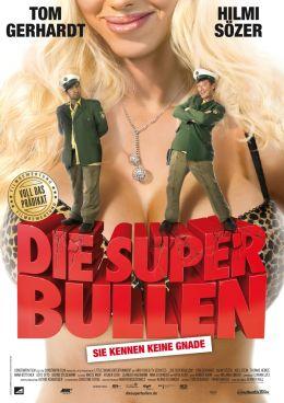 Die Superbullen - Hauptplakat