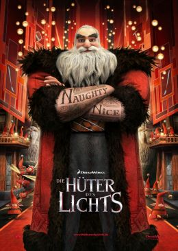 Character-Poster North - Die Hüter des Lichts