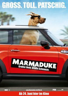 'Marmaduke' - Teaser-Plakat