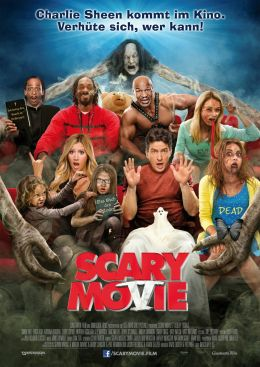 Scary Movie 5 - Hauptplakat