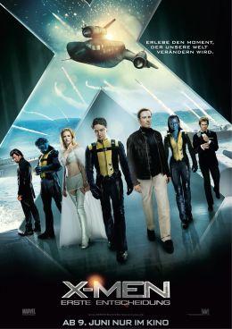 X-Men: Erste Entscheidung - Hauptplakat