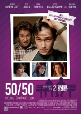 50/50 - Freunde fürs Über(leben) - Hauptplakat